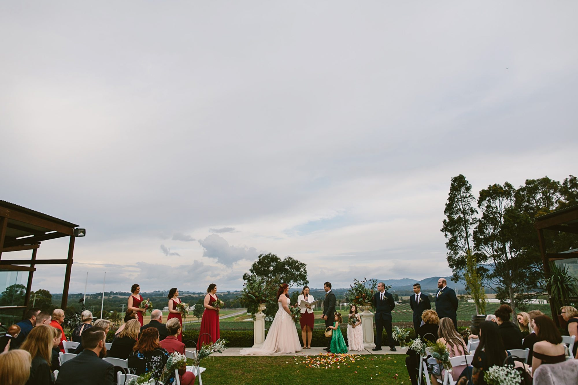 Hunter Valley wedding venues