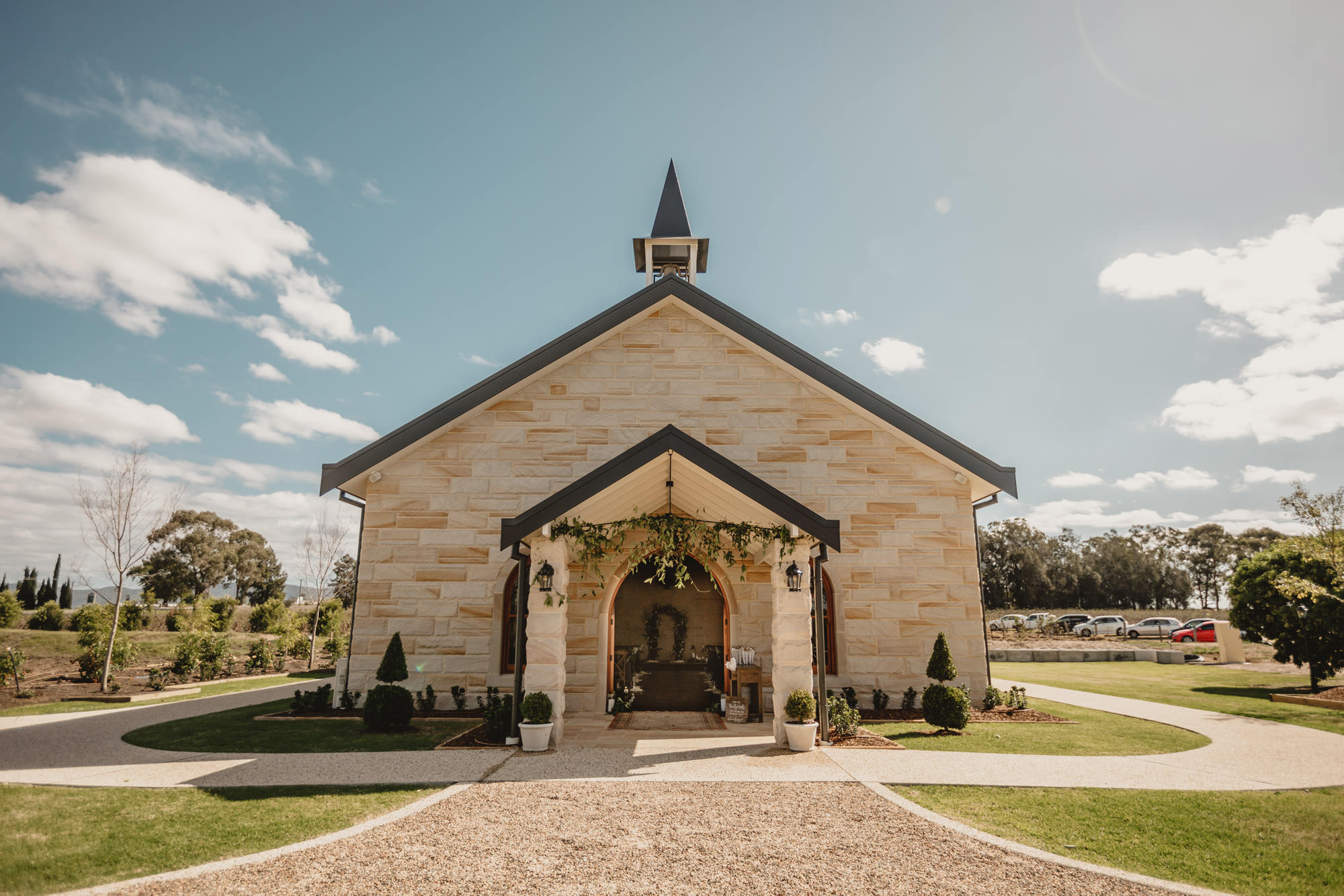 Peterson House wedding venue Hunter Valley