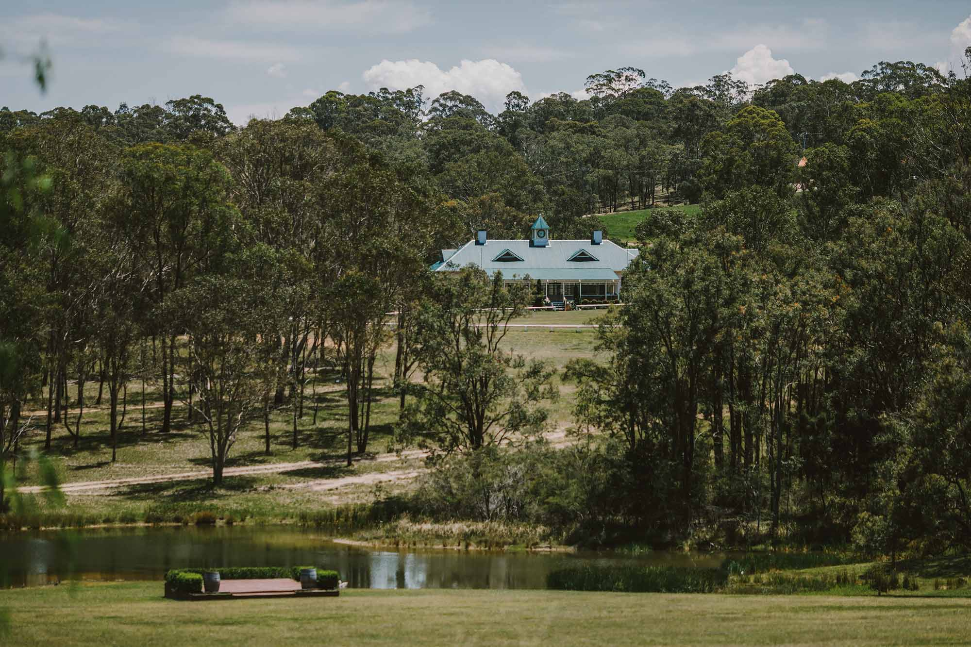Wandin wedding venue
